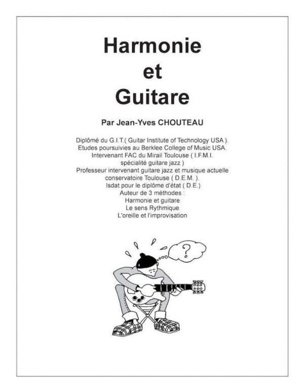 Harmonie et guitare