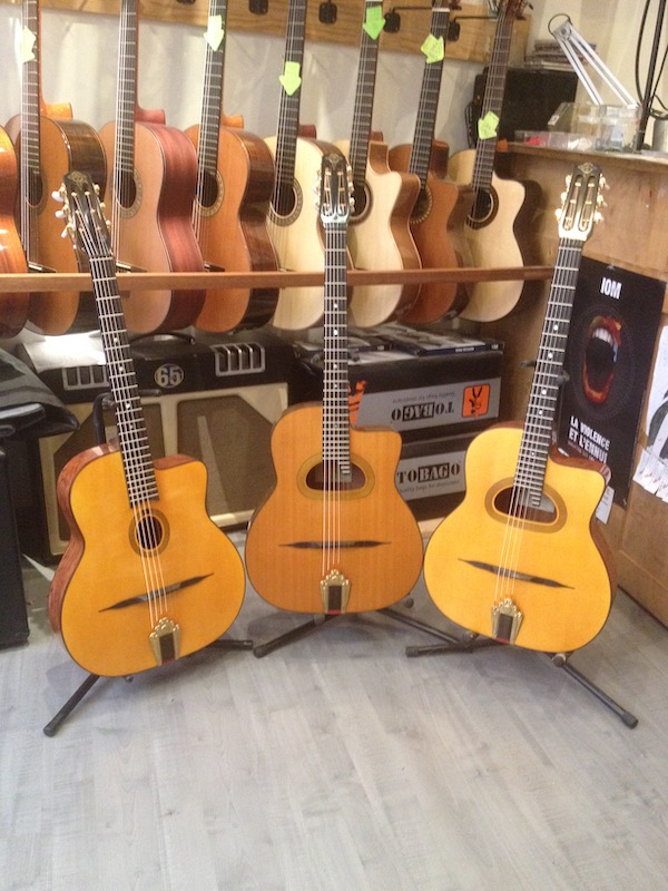 guitare manouche Toulouse