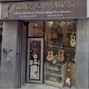 Atelier de la guitare Toulouse