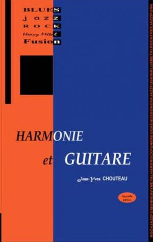 Méthode guitare harmonie et improvisation