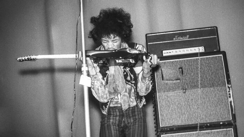 Jimi Hendrix Helsinki 1967