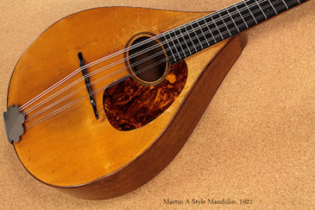 Mandoline Martin